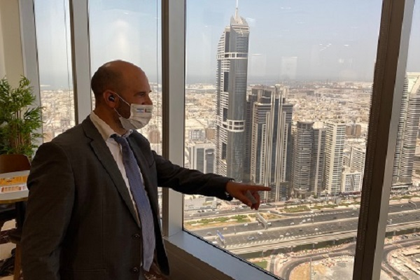 Israeli investors eye booming UAE real estate, energy, AI sectors