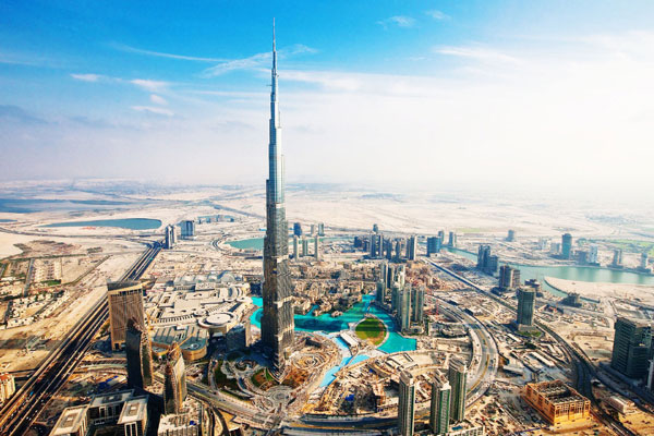 Dubai's October real estate transactions surge to $1.08bn