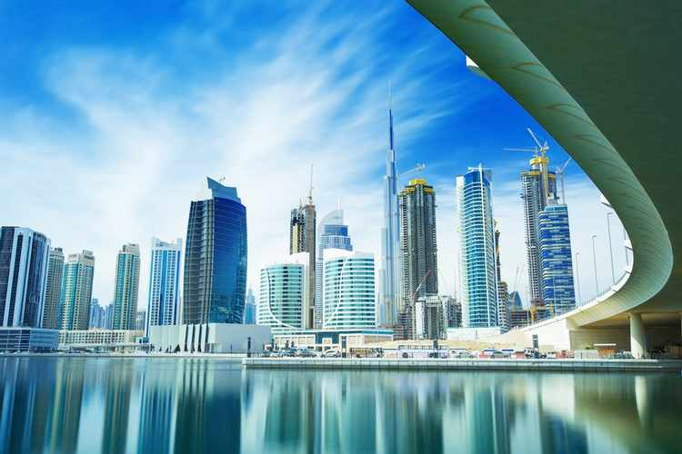 $1.05bln of weekly real estate transactions in Dubai