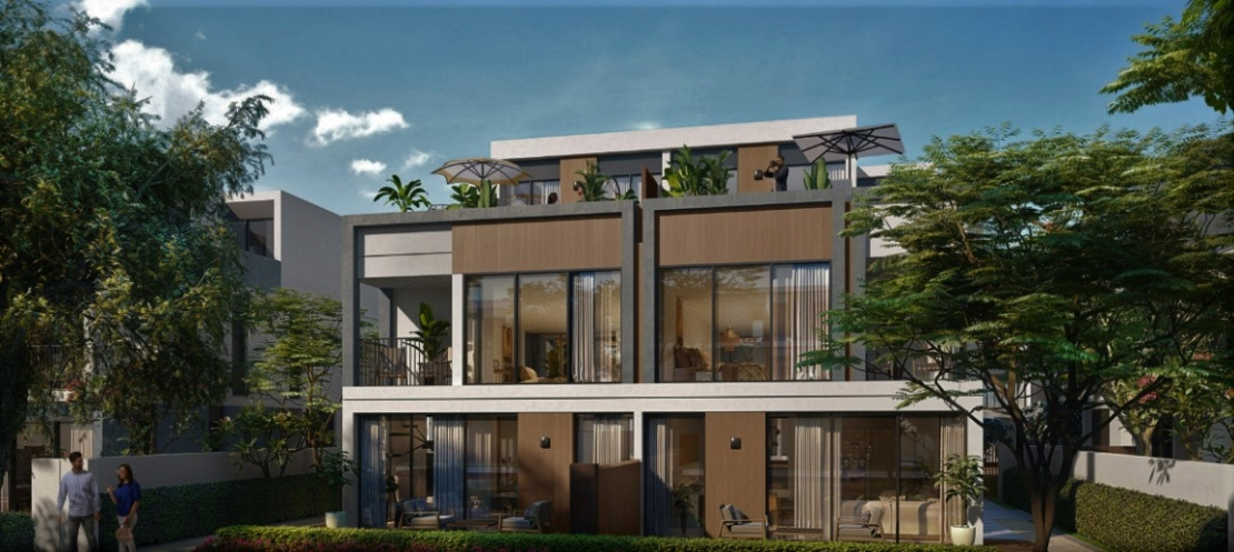 THE NEXT LEVEL OF URBAN LIVING - 4 BEDROOM TWIN VILLAS WITH SKY SUITES