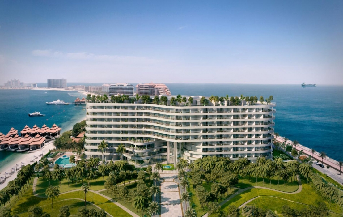 Mina at  The Palm Jumeirah